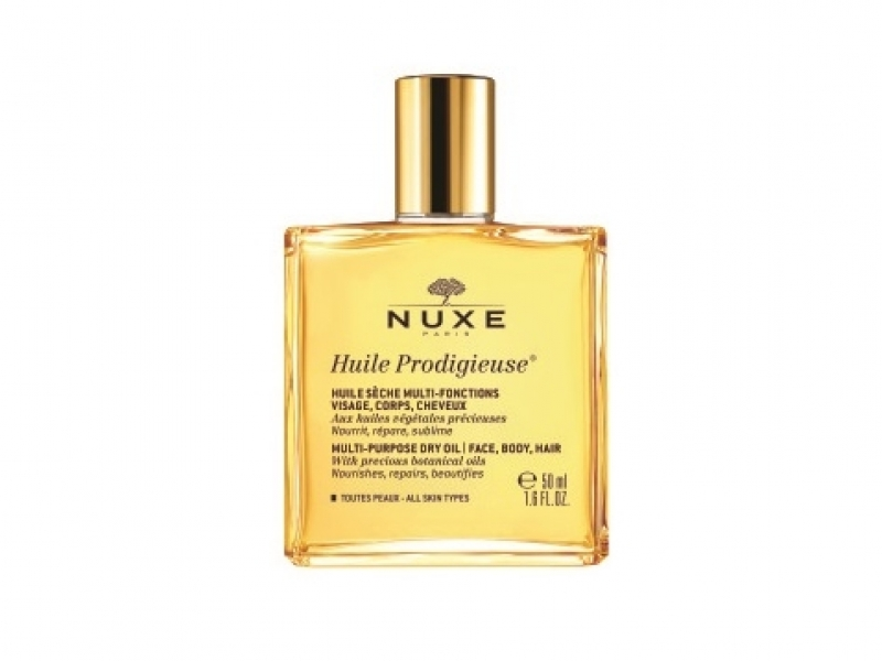 NUXE HUILE PRODIGIEUSE VIS/CORPS/CHE 50 ML