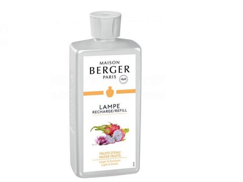 LAMPE BERGER PARFUM FRUITS D'EAU 500 ML